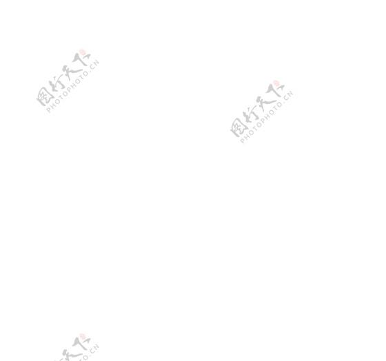 商周时代版画装饰画矢量AI格式0320